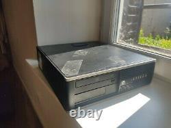 Unité Centrale HP Intel Core I5 3.2 Ghz- 8gb ram- 200 gb disque dur-Windows 10