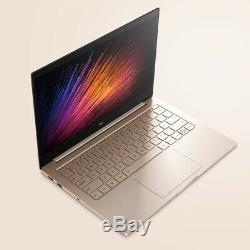 Xiaomi Ultrabook Mi Air 12,5 (SSD 128 GB, Intel Core m3, 2,2GHz, 4GB QWERTY)